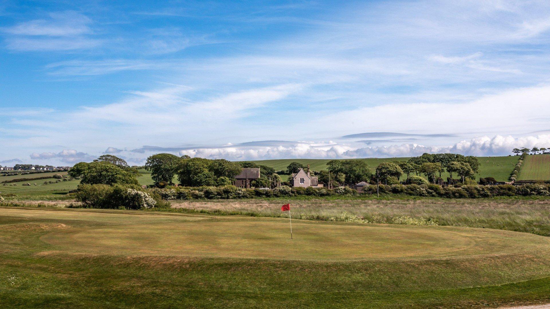 Maryport-Golf-Course-Green