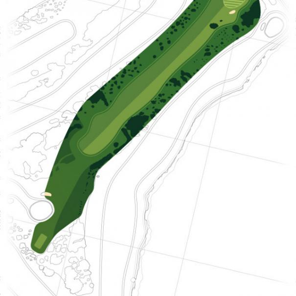 Maryport Golf Club Hole 12
