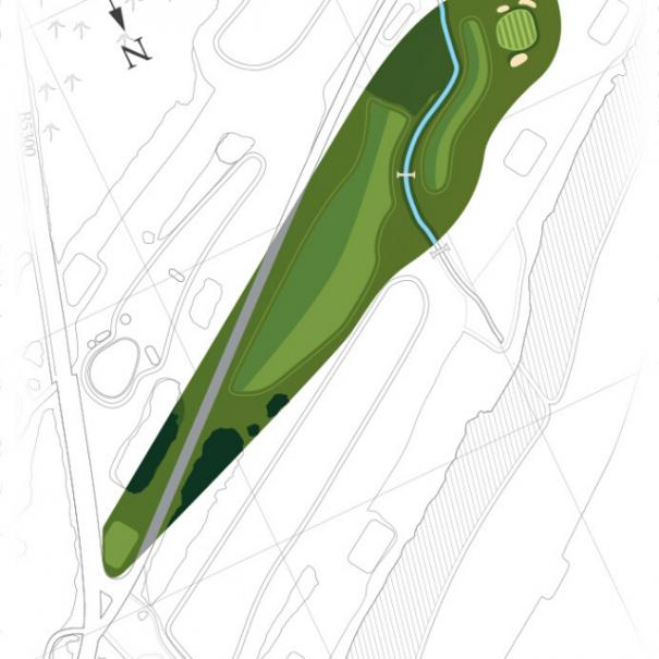 Maryport Golf Club Hole 16